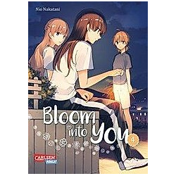 Bloom into you Bd.4. Nio Nakatani  - Buch