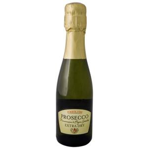 (14,75€/L) Prosecco Spumante Extra Dry DOC - Piccolo, Prosecco, 0,2 Liter