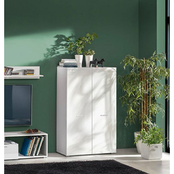 Feldmann-Wohnen Highboard TIM (Kommode), B/T/H: 90 cm x 41 cm x 142 cm