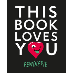 This Book Loves You als Buch von PewDiePie