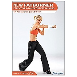 New Fatburner Jutta Schuhn ( Gema Frei ) - DVD  Filme