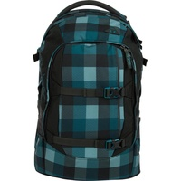 Satch pack blue bytes