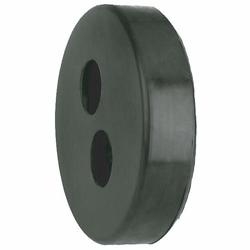 AUSTROFLEX Gummi-Endkappe double für AustroPUR Fernwärmeleitung Doppelrohr (Größe wählen: Doppelrohr 25 mm - Außenmantel 125 mm)