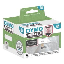 LabelWriter Kunststoff-Etiketten »2112284« 19 x 64 mm weiß, Dymo