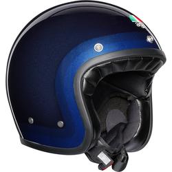 AGV X70 Trofeo Jethelm, blau, Größe M