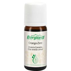 ORANGE-Zimt ätherisches Öl