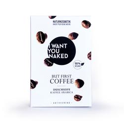 I WANT YOU NAKED 100 g Kaffee & Mandelöl Duschseife Duschgel 100g