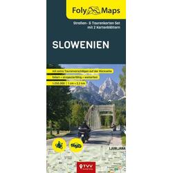 FolyMaps SET Slowenien 1:250 000