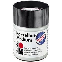 MARABU Porzellan Medium Decoupage & Serviette 1140 05 842, farblos, 50ml