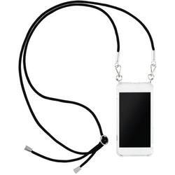 Hama Cross-Body-Handy-Kette Softcase-Kette Apple iPhone 7, iPhone 8, iPhone SE (2. Generation) Trans