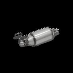 JMJ Rußpartikelfilter AUDI,SEAT 1069 DPF,Partikelfilter,Rußfilter,Ruß-/Partikelfilter, Abgasanlage