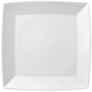 Thomas Trend Weiss Platte 22 cm eckig