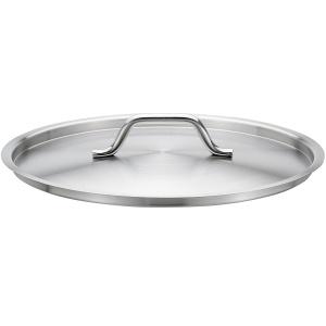Spring Brigade Premium Plus Deckel, Der Topfdeckel sitzt passgenau und ermöglicht ein schonendes Garen, Durchmesser: 32 cm