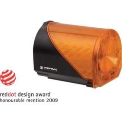 Werma LED-Blitz-Sirene 32 Töne 230V AC ge 444.300.68