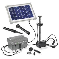 Solar Pumpensystem Palermo mit LED Beleuchtung