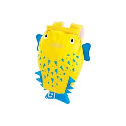 TRUNKI Kinderrucksack PaddlePak wasserfester Kinderrucksack M 37 cm gelb