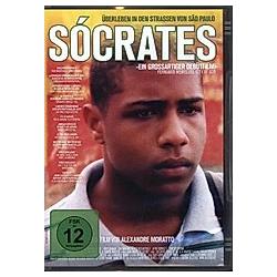 Socrates, 1 DVD (portugiesisches OmU)