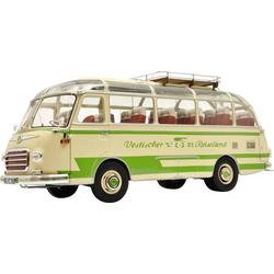 Schuco Setra S6 Vestischer Reisedienst 1:18 Modellbus