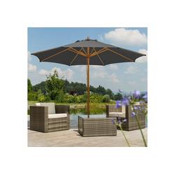 Schneider Schirme Sonnenschirm Malaga, LxB: 300x300 cm, ohne Schirmständer