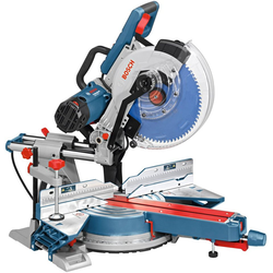 Bosch Professional Kapp- und Gehrungssäge GCM 12 SDE, 1.800 Watt, 3.100-4.000 U/min-1