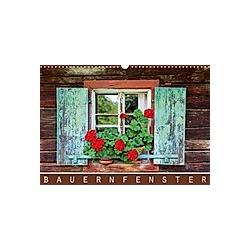 Bauernfenster (Wandkalender 2021 DIN A3 quer)