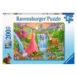Ravensburger Puzzle Magischer Feenzauber XXL, 200 Puzzleteile