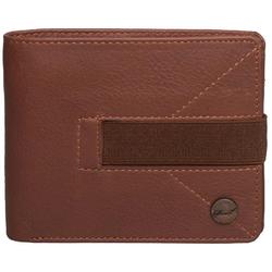 Geldtasche REELL - Strap Leather Wallet Cognac (COGNAC) Größe: OS