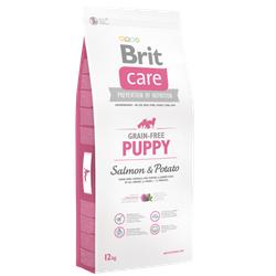 12kg Brit Care Puppy Salmon & Potato