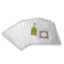 eVendix Staubsaugerbeutel Staubsaugerbeutel kompatibel mit Privileg 067 189, 10 Staubbeutel, kompatibel mit SWIRL AK89, passend für Privileg