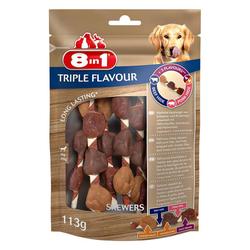 8in1 Triple Flavour Skewers