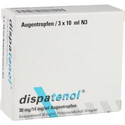 DISPATENOL Augentropfen 30 ml