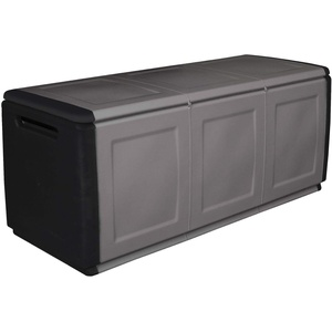 VDP Kissenbox CB3/N Gartenbox Auflagenbox Gartentruhe Mehrzwecktruhe 330 Liter