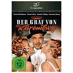 Der Graf von Luxemburg - DVD  Filme
