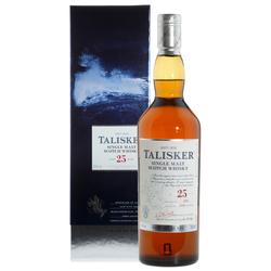 Talisker 25 Years Single Malt Scotch Whisky