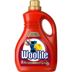Woolite Mix Colors Flüssigwaschmittel 1800 ml