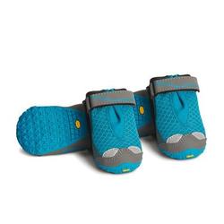 Ruffwear Grip Trex? Hundeschuhe im 4er Pack, 83mm/XL, Blue Spring - (4er Pack)