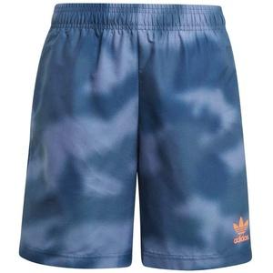 adidas Jungen Swim Short Badeanzug, Crew Blue/App Solar Red, 14 Jahre EU
