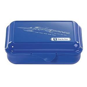 Step by Step Lunchbox Starship