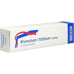 Bismutum / Stibium