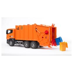 Bruder® Spielzeug-Müllwagen Scania R-Serie LKW