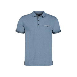 Lavard Blaues Polohemd 73870  L