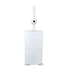 KOZIOL Toilettenpapierhalter weiß