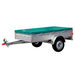 STEMA Autoplane Anhänger-Flachplane (1-St), für STEMA 550er
