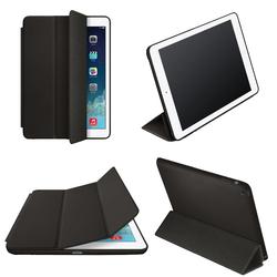 PEDEA Tablet Case Apple iPad 9.7 2017/2018 mit Schlaf-/Weckfunktion und Standfunktion, schwarz