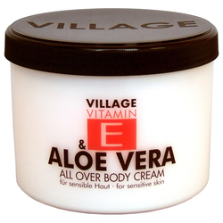 Village Aloe Vera Bodycream Körpercreme 500ml