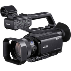 Sony HXR-NX80/C Profi Camcorder 8.9cm 3.5 Zoll 14.2 Megapixel Opt. Zoom: 12 x