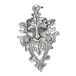 Adelia´s Amulett Siegel der Hexerei, Green Man - Planetarische Energie