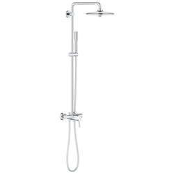 Grohe Duschsystem Concetto System, Höhe 112,7 cm, 3 Strahlart(en), Set, chrom