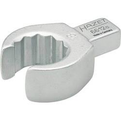 Hazet 6612C-19 Offener Einsteck-Ringschlüssel