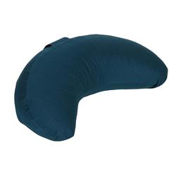 yogabox Yogakissen Mondkissen / Yogakissen D, regional hergestellt blau